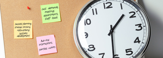 Time Management – Best Practice from Highly Effective Leaders