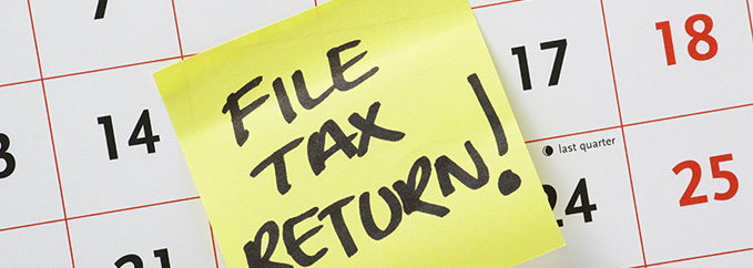 Have you filed your self-assessment tax return?