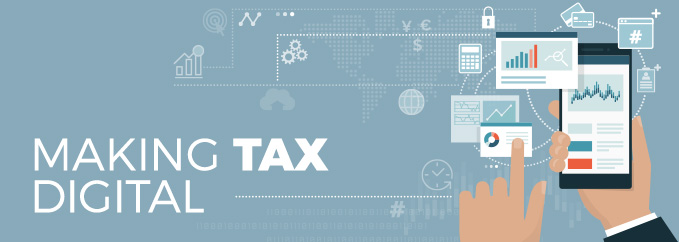 What is Making Tax Digital?